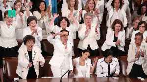 Why Were Women Wearing White At The SOTU? [Video]