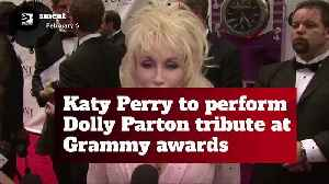 Katy Perry to perform Dolly Parton tribute at Grammy awards [Video]