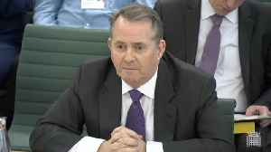Trade Secretary Liam Fox Says 'I Don't See Where Cutting Tariffs Would Be Damaging'? [Video]