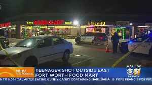16-Year-Old Shot, Killed In Parking Lot In East Fort Worth [Video]