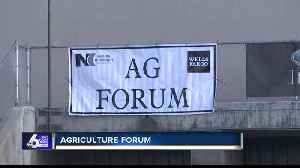 Agriculture forum held in Nampa Tuesday [Video]