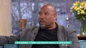John Barnes Brands Piers Morgan 'Insulting' And 'Condescending' Amid Liam Neeson Row [Video]