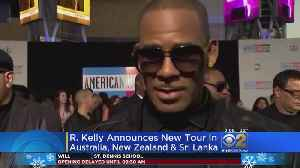 R. Kelly Announces International Tour [Video]