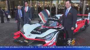 Acura Signs On As Title Sponsor Of Long Beach Grand Prix [Video]