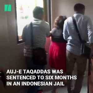 British Woman Jailed For A Slap In Bali [Video]
