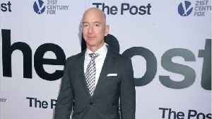 Jeff Bezos 'Enraged' The National Enquirer By Tweeting About His Divorce Before The Lauren Sanchez Exposé Was Published [Video]