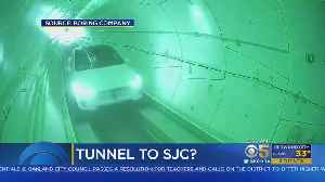 San Jose Looks At Working With Elon Musk On Tunnel To SJC [Video]