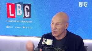 Patrick Stewart: People's Vote Is The Only Democratic Way To Solve Brexit [Video]