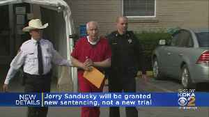 Jerry Sandusky's Lawyer Plans To Continue Fight For New Trial [Video]