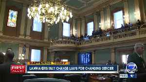Lawmakers may change laws for changing gender on birth certificates, drivers license [Video]