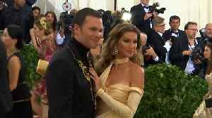 Tom Brady calls Gisele Bundchen his rock [Video]