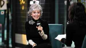 Everything Has Come Back Full Circle With Rita Moreno And