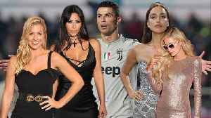 Cristiano Ronaldo's Hottest Former Girlfriends Ranked! [Video]