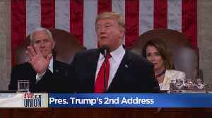 Nation Reacts To State Of The Union Address [Video]
