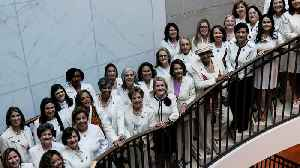 Why Women Democrats Wore White to Trump's State of the Union [Video]