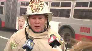 RAW: SF Fire Chief Joanne Hayes-White Talks About Gas Explosion And Fire [Video]