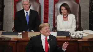 Trump Leaves Border Emergency Out of State of the Union [Video]