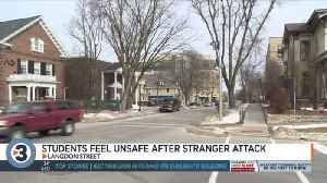 Students question why a WiscAlert wasn't sent out for stranger assault on Langdon St. [Video]