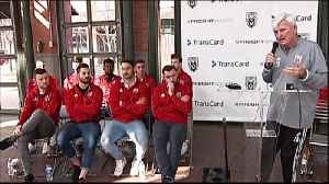 Red Wolves Introduce Inaugural Team [Video]