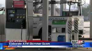 Marshall County Sheriff's Office warns about card skimmers [Video]