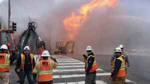 5 Workers Found Safe After Gas Explosion in San Francisco [Video]