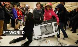 Black Friday chaos in UK shops | FT World [Video]