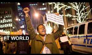 New York protests over Garner ruling [Video]