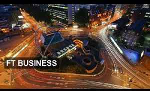 London - following in Silicon Valley's footsteps? | FT Business [Video]