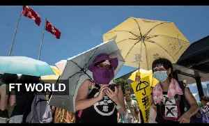 Hong Kong rejects democratic reforms | FT World [Video]