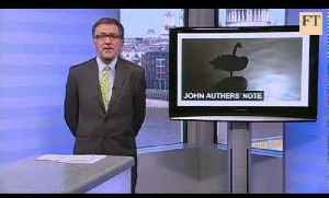 Spain crisis, black swans and the Fed [Video]
