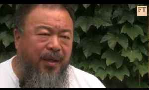 Ai Weiwei on China's leadership transition [Video]