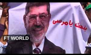 One year on from the ouster of Mohamed Morsi [Video]