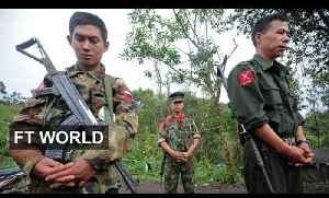 Drug trafficking rising in Myanmar | FT World [Video]
