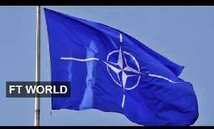 Nato summit - the agenda [Video]
