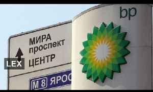 BP, Rosneft and sanctions on Russia [Video]