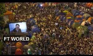 Hong Kong talks disappoint protesters   FT World [Video]