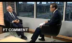 Martin Wolf - lessons from the crisis [Video]