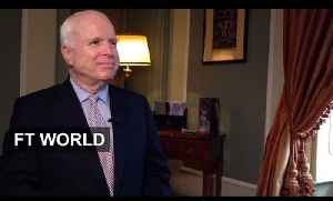 McCain critical of Ukraine ceasefire | FT World [Video]