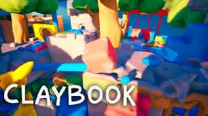 Claybook - Official Switch Announcement Trailer [Video]