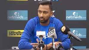 India Vs New Zealand : Krunal Pandya opens up on India's Loss in 1st T20I | Oneindia News [Video]