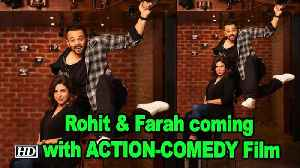 Rohit shetty & Farah Khan coming together for ACTION- COMEDY Film [Video]