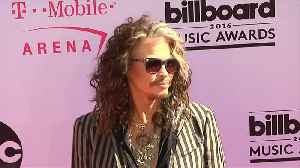 Steven Tyler opens second Janie's House for abused women in Memphis [Video]