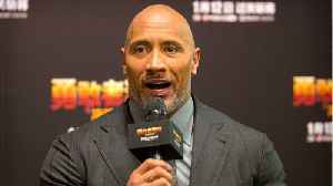 The Rock Wanted To Host The Oscars, But The Next 'Jumanji' Movie Got In The Way [Video]