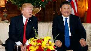 Trump And Chinese President Xi Jinping Are Reportedly 'Highly Unlikely' To Meet Before Critical Trade War Deadline [Video]