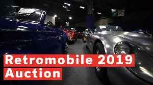 Ultra-Rare Classic Car Auction Includes An Alfa Romeo Worth Up To $25m [Video]