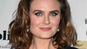 Emily Deschanel Takes On First Role Following Bones Ending [Video]