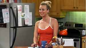 Kaley Cuoco Wears Lingerie In New 'Big Bang Theory' Insta Promo [Video]