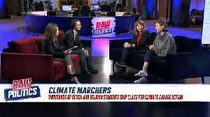 350 Dutch scientists and researchers join climate change movement | Raw Politics [Video]