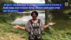 Clemency Recipient Alice Johnson Lands Book and Movie Deal [Video]
