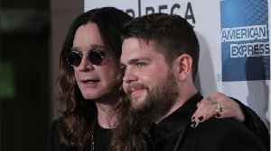 Jack Osbourne Says Ozzy's Health Is On The Mend [Video]